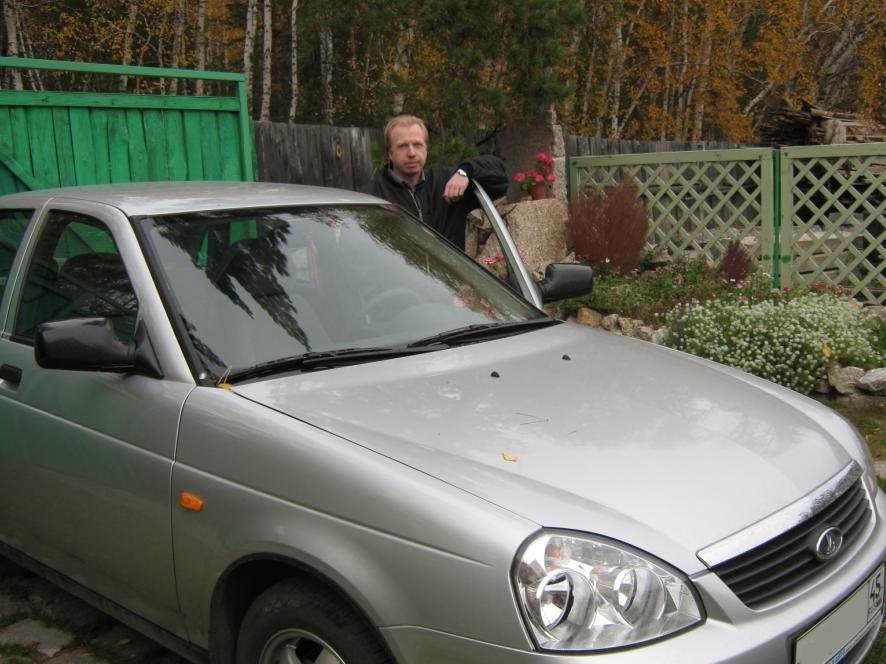 Мой автомобиль Лада-Приора
